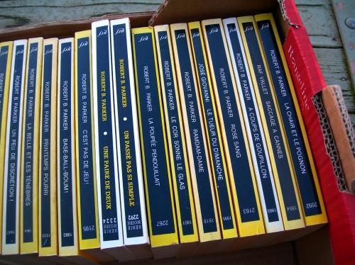 parker robert b.,série noire,gallimard,polars,robert b. parker,détective spenser