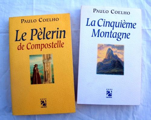 paulo coelho,le pèlerin de compostelle,la cinquième montagne,philosophie,spiritualité,ésotérisme