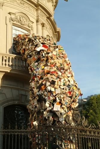 Avalanche de livres en préparation !