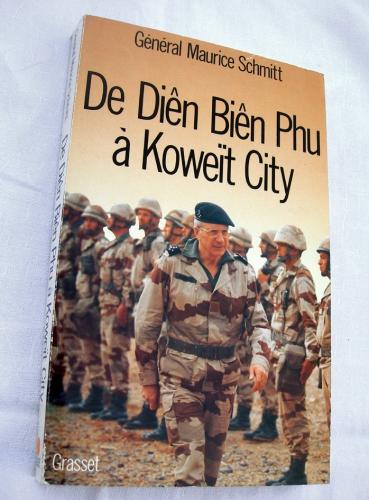 général maurice schmitt,indochine,guerre d'algérie,guerre du golfe,soldat,armée française