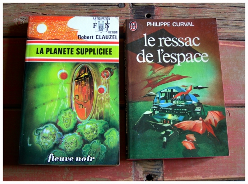 boîtes duke,livres de poche,science-fiction,science-fiction française,s.f,fleuve noir anticipation,pierre barbet,philippe curval,jimmy guieu,gilles novak,christian léourier,pierre pelot,bernard werber,joëlle wintrebert