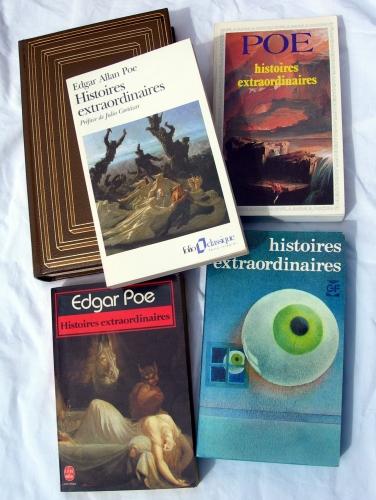 edgar allan poe,charles baudelaire,histoires extraordinaires,nouvelles histoires extraordinaires,fantastique