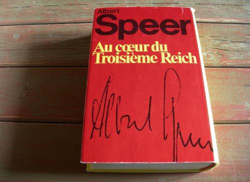 albert speer,troisième reich,adolf hitler,seconde guerre mondiale,politique,architecture,mémoires,témoignages