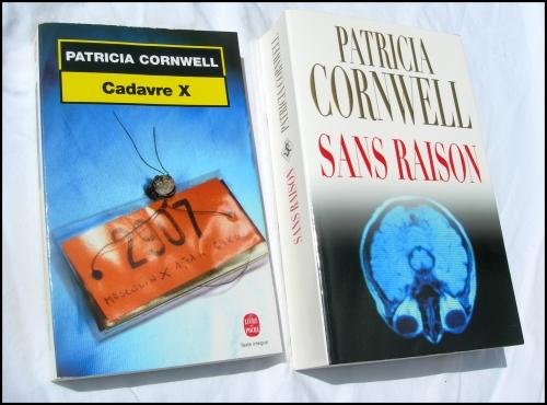 patricia cornwell,polars,policiers,enquêtes,kay scarpetta,judy hammer