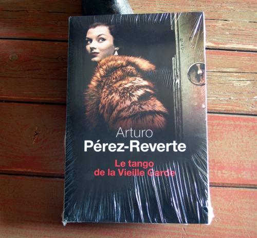 arturo pÉrez-reverte,aventures,tango,jeu,espionnage