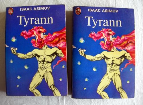 isaac asimov,quand les ténèbres viendront,tyrann,dangereuse callisto,face aux feux du soleil,un défilé de robots,science-fiction,science fiction