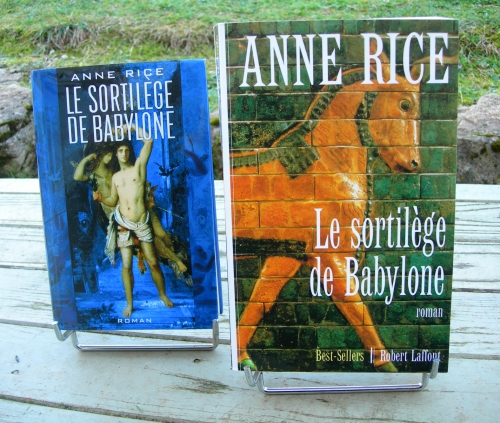 anne rice,le sortilège de babylone,fantastique