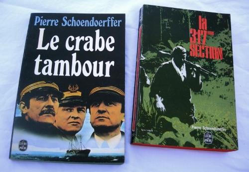 Pierre SCHOENDOERFFER, Le crabe tambour, La 317ème section, Indochine, guerre, guerriers, histoire, histoire de France, aventures, aventuriers