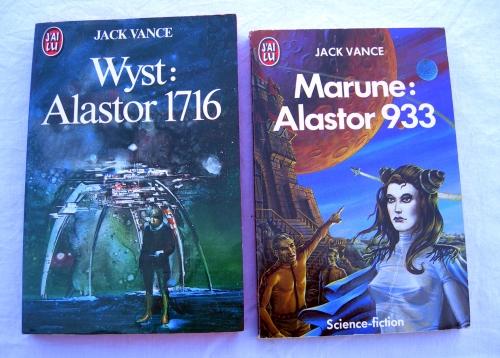 jack vance,alastor,le cycle de tschaï,les domaines de koryphon,les maisons d'iszm,science fiction