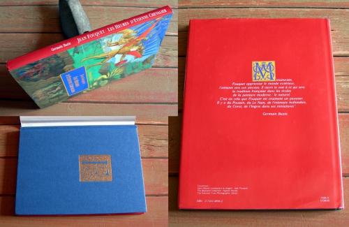 etienne chevalier,le livre d'heures d'etienne chevalier,jean fouquet,livre d'heures,miniatures,enluminures,peinture,germain bazin,livres d'art,moyen Âge,enlumineurs,miniaturistes,peintres