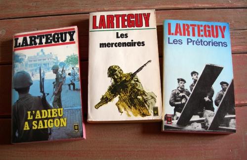 jean larteguy,saïgon,vietnam,hanoï,indochine,diên biên phu,esclavier,boisfeuras,guerre d'algérie