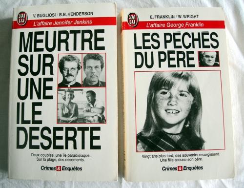Collection CRIMES et ENQUÊTES