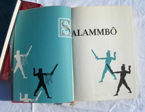 gustave flaubert,salammbô,heroic fantasy