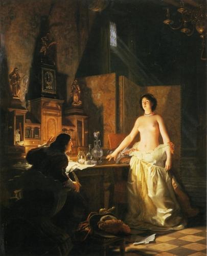 théophile gautier,mademoiselle de maupin,libertins,libertinage