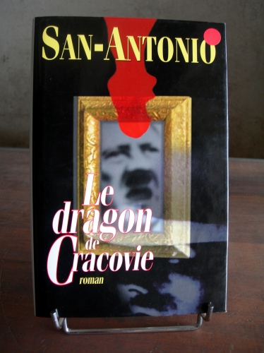 san-antonio,le dragon de cracovie,frédéric dard,polars,hitler