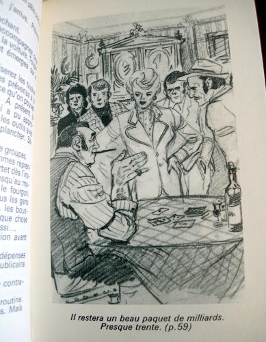 les grands maîtres du roman policier,auguste le breton,le clan des siciliens,chester himes,le casse de l'oncle tom,polars