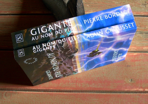Pierre BORDAGE, Alain GROUSSET, Gigante, S.F, Science-fiction