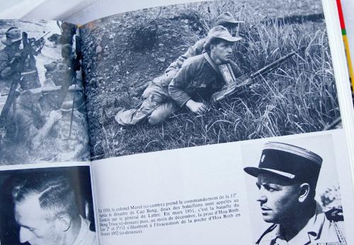 Erwan BERGOT, La légion au combat,Légion étrangère, légion, légionnaires, guerriers, histoire, seconde guerre mondiale, indochine, guerre d'algérie, Narvik, Bir-Hakeim, Diên Biên Phu, soldats